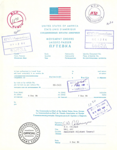 sample order form berlin travel orders