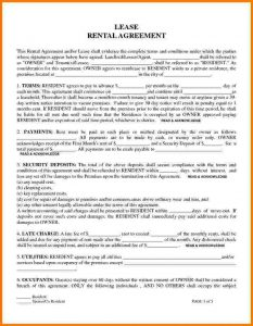 sample photography contract free printable rental agreement dfccecfbedc