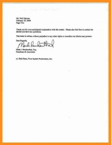sample power of attorney letter basic two weeks notice letter weeks notice sample letters letter