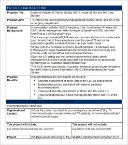 sample project plan template blank project plan template
