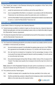 sample purchase agreement nt tenancy agreement sample