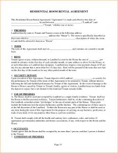 sample rental agreement sample house rental agreement