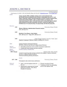 sample resume download download resume templates free