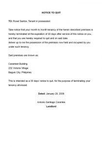 sample termination letter termination letters