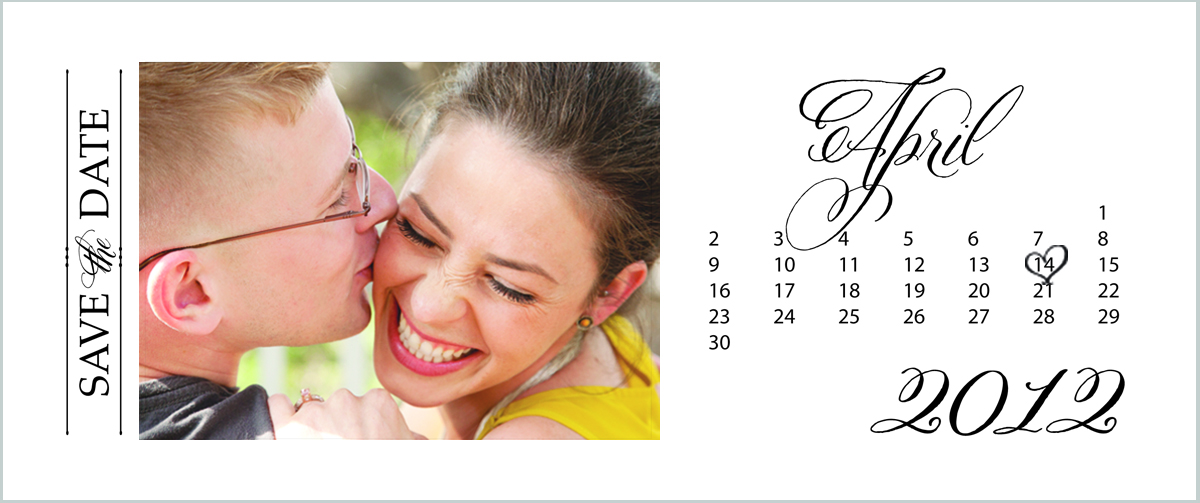 Save The Date Template Free Download | Save The Date Template Free Download Template Business