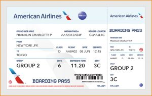 save the date templates free download uncategorized best airline ticket template example for boarding pass with passenger and flight information detail
