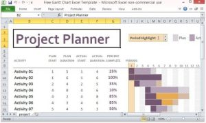 scheduling templates free free excel project management tracking templates wazjut