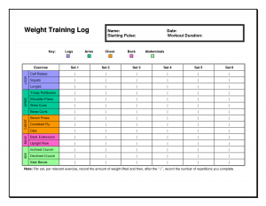 scheduling templates free workout template izgamq