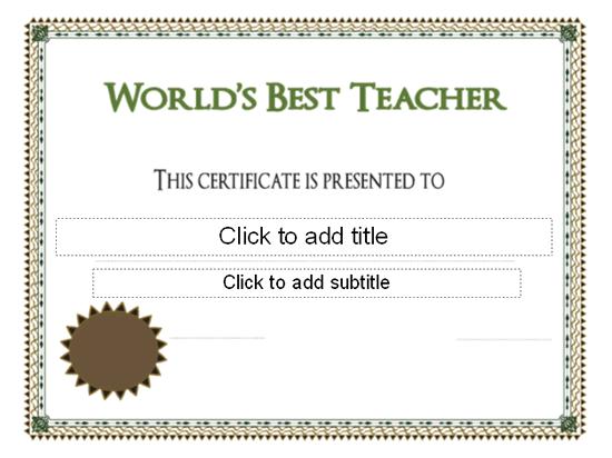 scholarship certificates templates