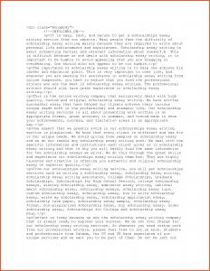 scholarship essay format scholarship essay format