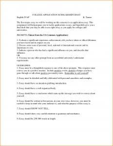 scholarship essay samples college scholarship essay