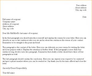 scholarship letter samples sample of formal letter formal email letter sample