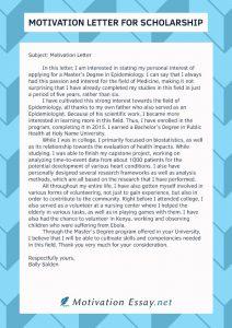 scholarships thank you letter sample motivation letter for scholarship