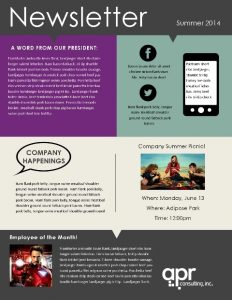 school newsletter templates free employee newsletter templates busyproxy throughout employee newsletter templates