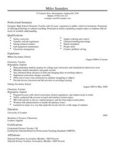 science lab report template education education thumbnail resume