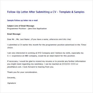 second follow up email after interview sample follow up email template after resume