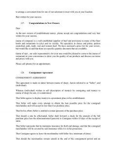 settlement agreement sample sample businessletters