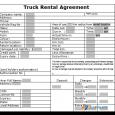 settlement agreement template truck rental sample