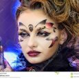 sexy nail designs creative makeup show festival beauty