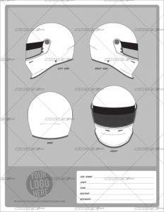shirts design software srgfx helmet clear visor template