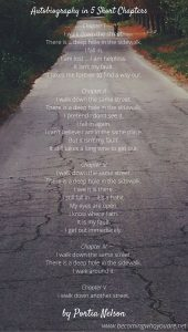 short auto biography autobiography in short chapters pinterest