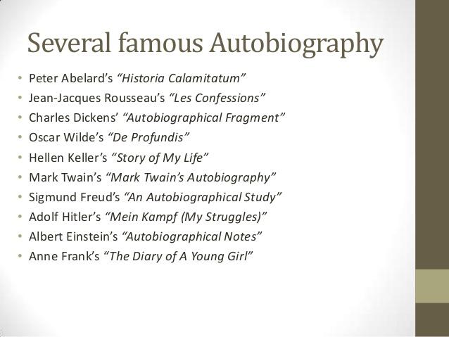 short biography templates