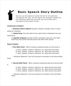short story outline basic story outline template
