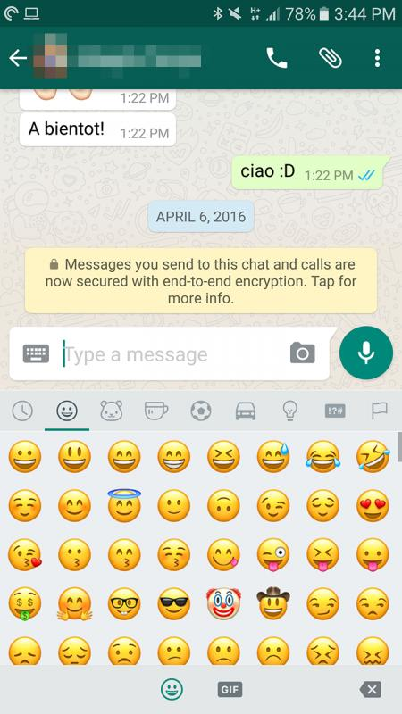 shrug emoji android