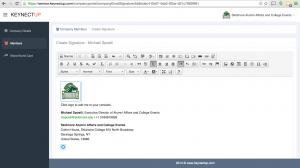 signature for email email signature