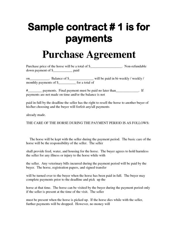 simple bill of sale for car