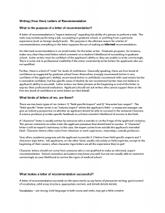 simple cover letters recommendation letter for graduate school ppiitluw