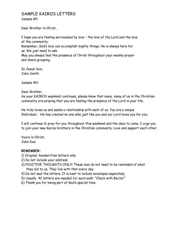 simple cover letters