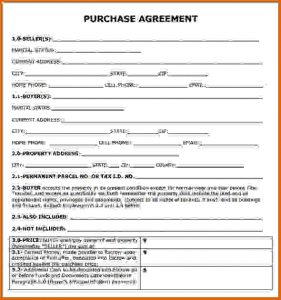 simple home purchase agreement simple purchase agreement template simple purchase agreement template