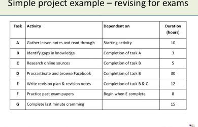 simple lesson plan template word critical path analysis