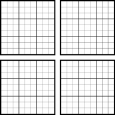 simple one page rental agreement sudoku blank
