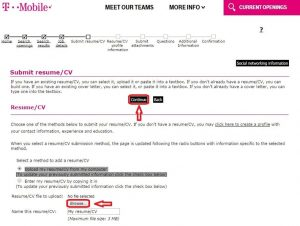 simple proposal template how to apply t mobile online step