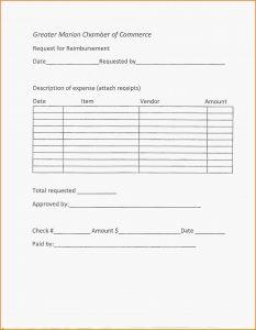 simple reimbursement form expense reimbursement form reimbursement