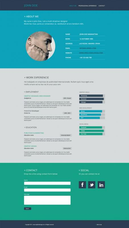 simple resume cover letter examples
