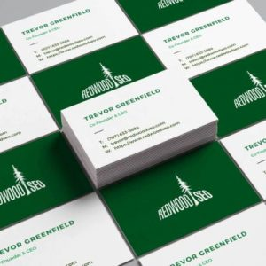 social media business card redwoodseo business card perspective mockup x
