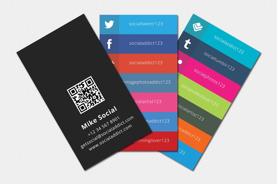 social media cards