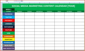 social media marketing proposal social media marketing plan template social media marketing plan template zitogw