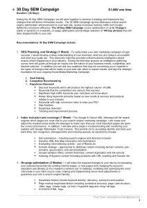 social media marketing proposal social media marketing proposal