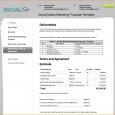 social media marketing proposal social media marketing proposal template
