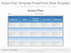 social media reports template innovative action plan template powerpoint slide template slide