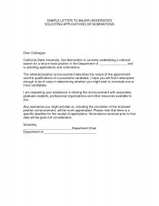 solicitation letter sample solicitation letter sample