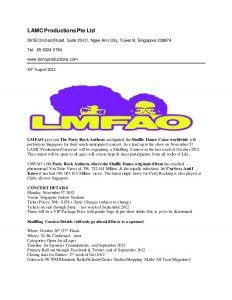 sponsorship agreement template music concert sponsorship sales proposal