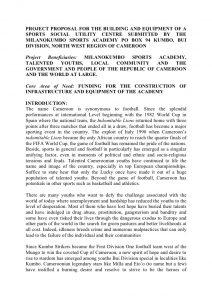 sponsorship agreement template project proposal milanokumbo