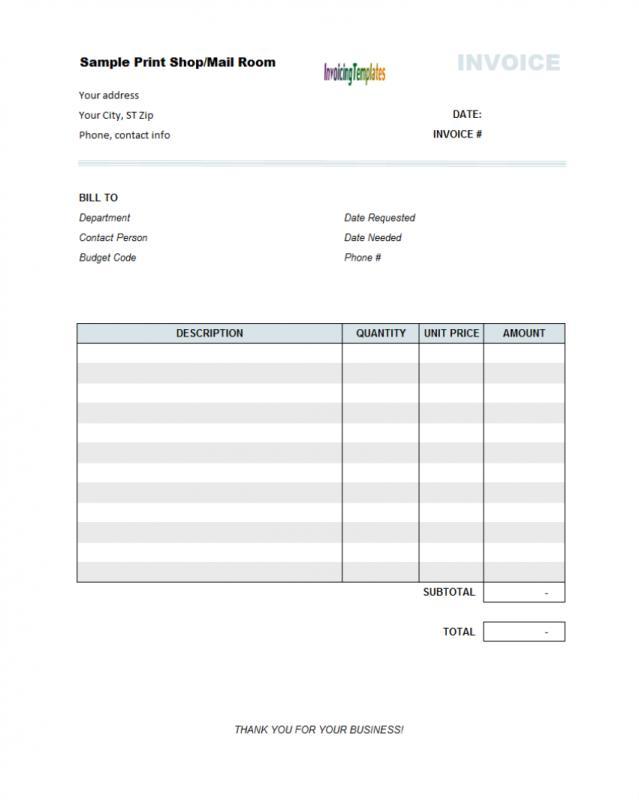 standard bill of sale