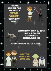 star wars birthday invitations product hugerect fabcbcabbd