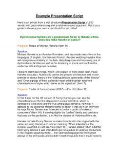 startup business plan sample example presentation script
